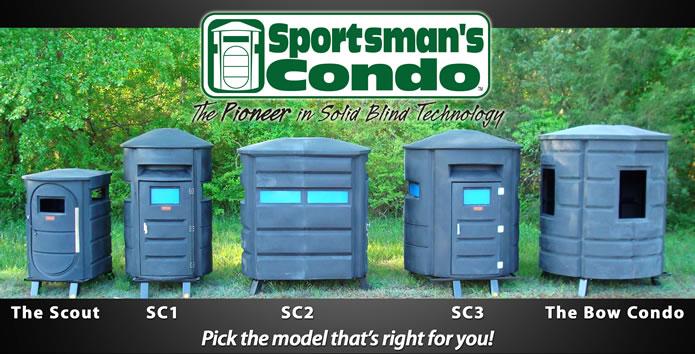 Southern Outdoor Sportman S Condo Sheppards Mill Customs